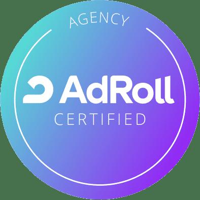 Adroll Certified Agency